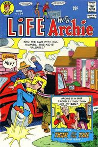 Cover for Life with Archie (Archie, 1958 series) #134