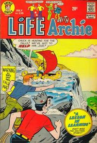 Cover Thumbnail for Life with Archie (Archie, 1958 series) #135