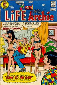 Cover Thumbnail for Life with Archie (Archie, 1958 series) #136