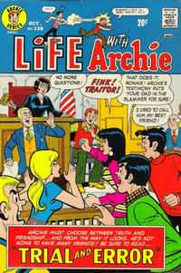 Cover Thumbnail for Life with Archie (Archie, 1958 series) #138