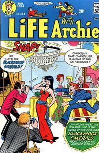 Cover Thumbnail for Life with Archie (Archie, 1958 series) #141