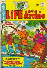 Cover Thumbnail for Life with Archie (Archie, 1958 series) #144