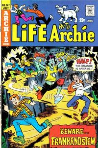 Cover Thumbnail for Life with Archie (Archie, 1958 series) #147
