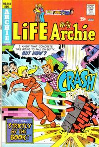 Cover Thumbnail for Life with Archie (Archie, 1958 series) #148