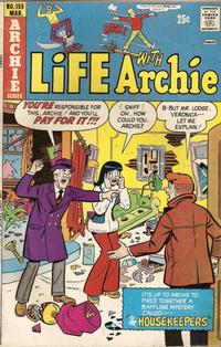 Cover Thumbnail for Life with Archie (Archie, 1958 series) #155