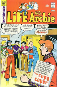 Cover Thumbnail for Life with Archie (Archie, 1958 series) #164