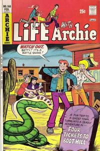Cover Thumbnail for Life with Archie (Archie, 1958 series) #166