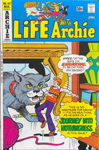 Cover Thumbnail for Life with Archie (Archie, 1958 series) #167