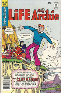 Cover Thumbnail for Life with Archie (Archie, 1958 series) #182
