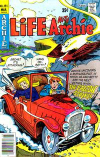 Cover Thumbnail for Life with Archie (Archie, 1958 series) #191