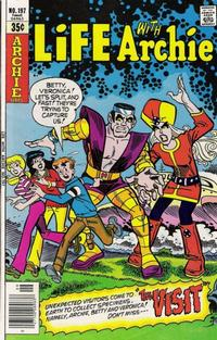 Cover Thumbnail for Life with Archie (Archie, 1958 series) #197