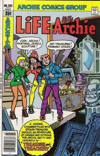 Cover Thumbnail for Life with Archie (Archie, 1958 series) #203