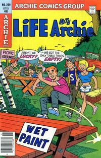 Cover Thumbnail for Life with Archie (Archie, 1958 series) #209