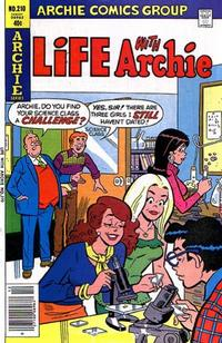 Cover Thumbnail for Life with Archie (Archie, 1958 series) #210