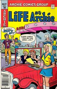 Cover Thumbnail for Life with Archie (Archie, 1958 series) #217