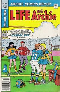 Cover Thumbnail for Life with Archie (Archie, 1958 series) #219
