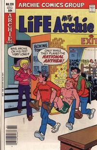Cover Thumbnail for Life with Archie (Archie, 1958 series) #220