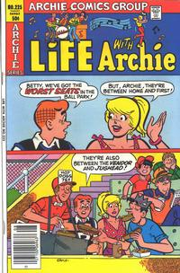 Cover Thumbnail for Life with Archie (Archie, 1958 series) #225
