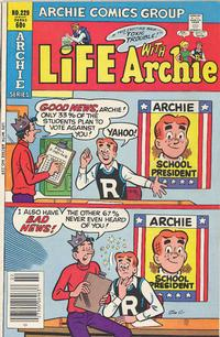 Cover Thumbnail for Life with Archie (Archie, 1958 series) #229