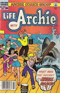 Cover Thumbnail for Life with Archie (Archie, 1958 series) #243