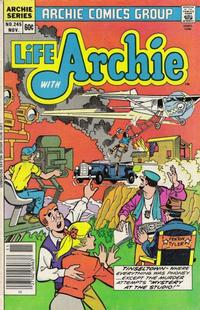 Cover Thumbnail for Life with Archie (Archie, 1958 series) #245