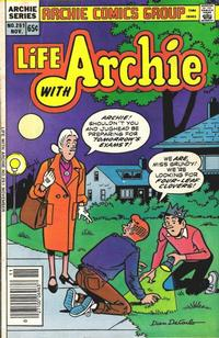 Cover Thumbnail for Life with Archie (Archie, 1958 series) #251