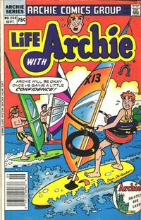 Cover Thumbnail for Life with Archie (Archie, 1958 series) #256