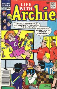 Cover for Life with Archie (Archie, 1958 series) #258