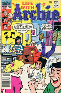 Cover Thumbnail for Life with Archie (Archie, 1958 series) #260