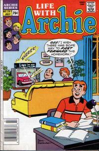 Cover Thumbnail for Life with Archie (Archie, 1958 series) #261
