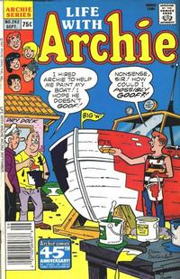 Cover Thumbnail for Life with Archie (Archie, 1958 series) #262