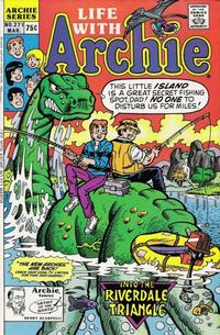 Cover Thumbnail for Life with Archie (Archie, 1958 series) #271 [Direct]