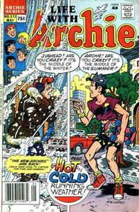 Cover Thumbnail for Life with Archie (Archie, 1958 series) #272 [Newsstand]