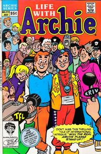 Cover Thumbnail for Life with Archie (Archie, 1958 series) #273 [Direct]