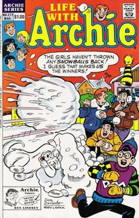 Cover Thumbnail for Life with Archie (Archie, 1958 series) #277 [Direct]