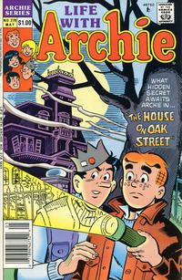 Cover Thumbnail for Life with Archie (Archie, 1958 series) #278 [Newsstand]