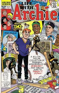 Cover Thumbnail for Life with Archie (Archie, 1958 series) #284 [Direct]
