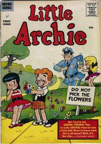 Cover Thumbnail for Little Archie (Archie, 1956 series) #1