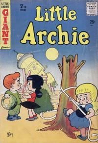 Cover Thumbnail for Little Archie Giant Comics (Archie, 1957 series) #7