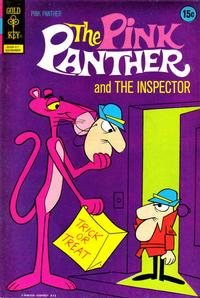 Cover Thumbnail for The Pink Panther (Western, 1971 series) #9