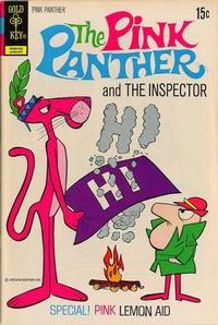 Cover Thumbnail for The Pink Panther (Western, 1971 series) #10