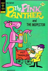 Cover Thumbnail for The Pink Panther (Western, 1971 series) #23