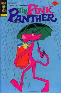 Cover Thumbnail for The Pink Panther (Western, 1971 series) #41 [Gold Key]