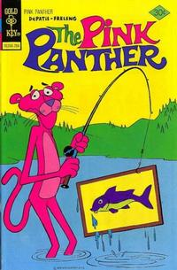 Cover Thumbnail for The Pink Panther (Western, 1971 series) #42 [Gold Key]