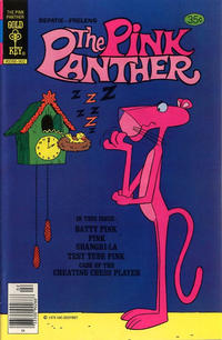 Cover Thumbnail for The Pink Panther (Western, 1971 series) #61 [Gold Key]