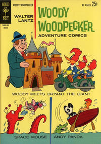 Cover Thumbnail for Walter Lantz Woody Woodpecker (Western, 1962 series) #75