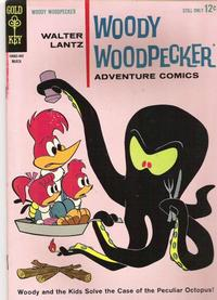 Cover Thumbnail for Walter Lantz Woody Woodpecker (Western, 1962 series) #79