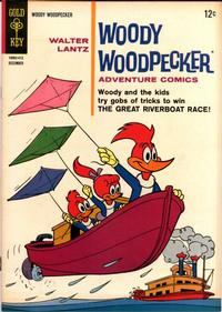 Cover Thumbnail for Walter Lantz Woody Woodpecker (Western, 1962 series) #82