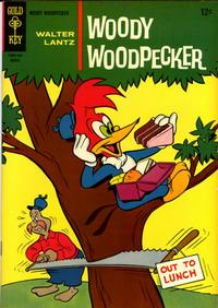 Cover Thumbnail for Walter Lantz Woody Woodpecker (Western, 1962 series) #83