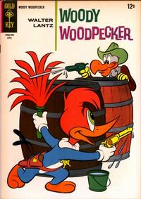 Cover Thumbnail for Walter Lantz Woody Woodpecker (Western, 1962 series) #84